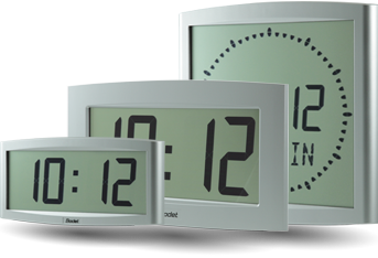 Cristalys Digital Clock Range