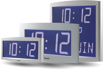 Opalys Digital Clock Range