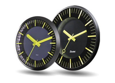 Profil TGV Analogue Clock Range