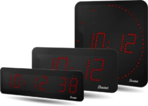 Style Digital LED Clock Range